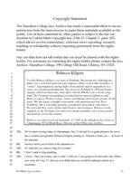 Rebecca Kilgore interviewed by Monk Rowe, Chautauqua, New York, September 13, 1997 [transcript]