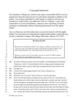 Kristen Korb interviewed by Monk Rowe, Scottsdale, Arizona, April 16, 2000 [transcript]