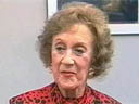 Marian McPartland interviewed by Monk Rowe, Utica, New York, April 26, 1997 [video]