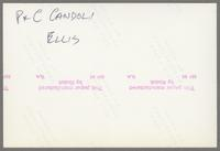 Herb Ellis, Conte Candoli and Pete Candoli [photograph, back]