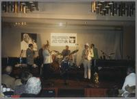 Butch Miles, Al Grey, Buddy Tate and unknown instrumentalists [photograph, front]