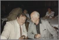 Warren Vache, George Chisolun [?] [photograph, front]