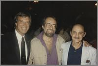 Butch Miles, Roger Kellaway, Joe Pass [photograph, front]