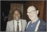 Joe Wilder, Al Cohn [photograph, front]