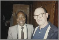 Joe Wilder, Al Cohn [photograph, front]