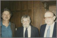 Pete Christlieb, Bud Shank, Bob Cooper [photograph, front]