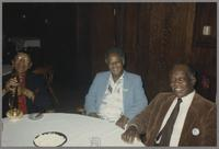 Doc Cheatham, Slide Hampton, Hank Jones [photograph, front]