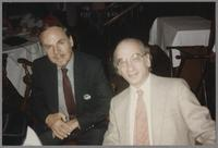 Urbie Green, Dick Hyman [photograph, front]