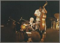 Herb Ellis and Major Holley [photograph, front]