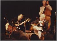 Joe Pass, Herb Ellis and Bob Haggart [photograph, front]