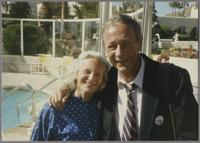 Spike and Susan May Robinson [photograph, front]