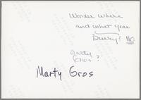 Marty Grosz [photograph, back]