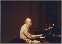 Dick Hyman [photograph, front]