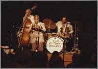 Bob Haggart, Joe Wilder and Alan Dawson [photograph, front]