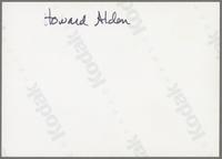 Howard Alden [photograph, back]