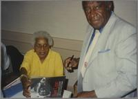 Mona and Milt Hinton [photograph, front]