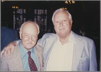 George Chisolm and Dick Gibson [photograph, front]