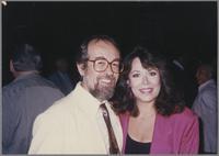 Roger and Jorjana Kellaway [photograph, front]