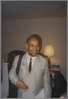 Benny Powell [photograph, front]
