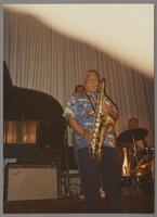 Harold Ashby [photograph, front]