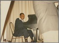 Jay McShann [photograph, front]