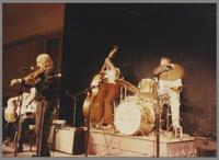 Herb Ellis, Johnny Frigo, Ray Brown and Butch Miles [photograph, front]
