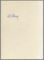 Al Grey [photograph, back]