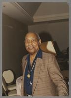Benny Carter [photograph, front]