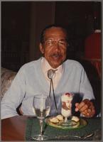 Gus Johnson [photograph, front]