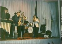 Doc Cheatham, Red Holloway, Urbie Green and Joe Wilder [photograph, front]