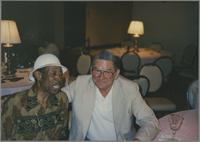 Al Grey and Ralph Sutton [photograph, front]