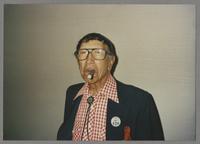 Doc Cheatham [photograph, front]