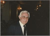 Jack Lesberg [photograph, front]