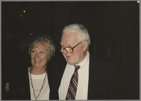 Sunnie Sutton and Yank Lawson [photograph, front]