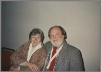 Gary and Peggy Foster [photograph, front]