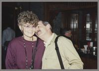 Elsa and Kenny Davern [photograph, front]