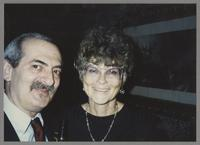 Kenny and Elsa Davern [photograph, front]