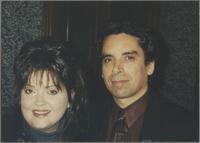 Howard Alden and Terri Richards Alden [photograph, front]