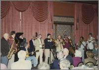 Combo jazz band [photograph, front]