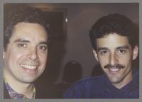 Howard Alden and Jim Hershman [photograph, front]