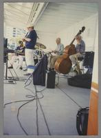 Bucky Pizzarelli, Kenny Davern, Bobby Rosengarden, and Bob Haggart [photograph, front]