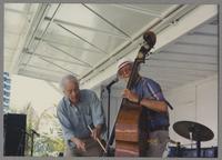 Bobby Rosengarden and Bob Haggart [photograph, front]