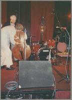 Bob Haggart and Butch Miles [photograph, front]