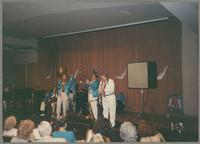 Dixieland group [photograph, front]