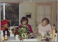 Mona Hinton, Elsa Davern, and Sunnie Sutton [photograph, front]