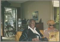 Milt and Mona Hinton [photograph, front]