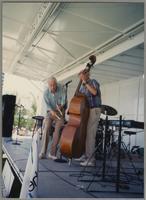 Bobby Rosengarden and Bob Haggert [photograph, front]