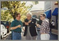 Fillius, Tony, Milton Fillius Jr. and Donald Fillius [photograph, front]