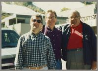Fillius, Tony, Donald Fillius, and Milton Fillius Jr. [photograph, front]