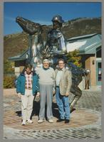 Fillius, Tony, Milton Fillius Jr., and Donald Fillius [photograph, front]